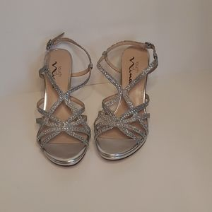 Touch of Nina Vionna Women's Strappy Sandals